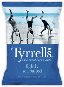 Lightly Sea Salted