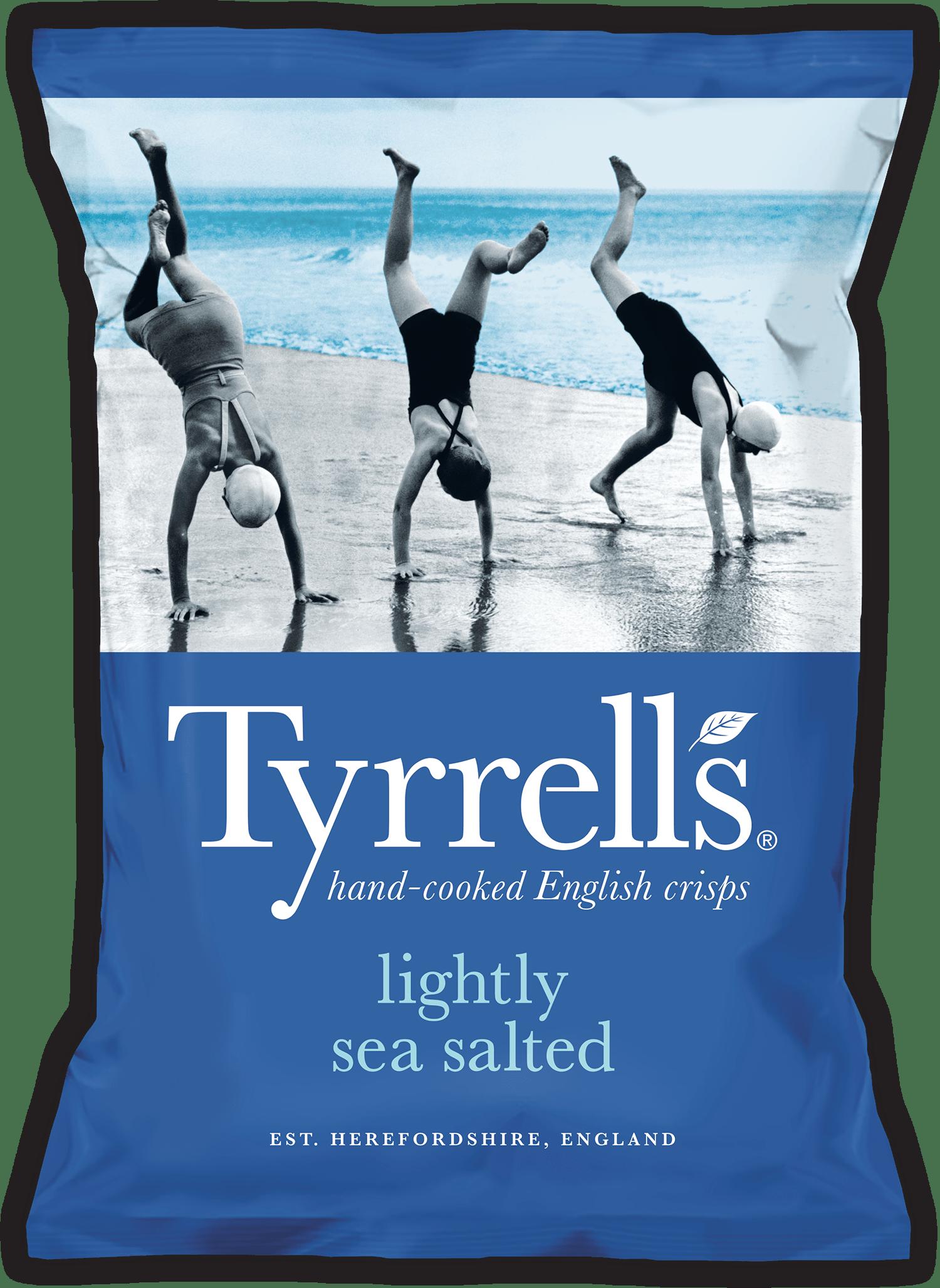 Lightly Sea Salted