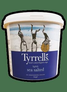 Lightly Sea Salted Tub