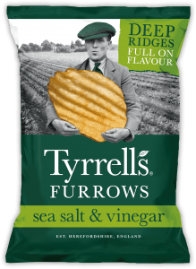 Furrows Sea Salt & Vinegar