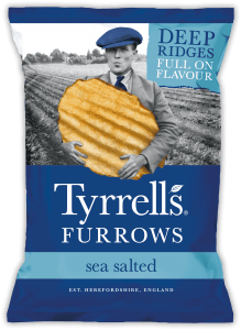 Furrows Sea Salted