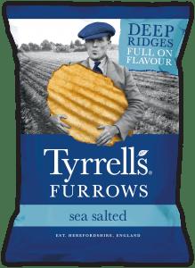 Furrows Sea Salted