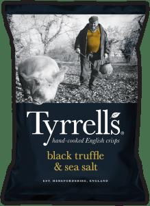 Black Truffle & Sea Salt