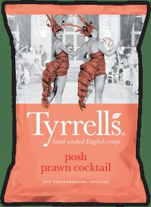 Posh Prawn Cocktail
