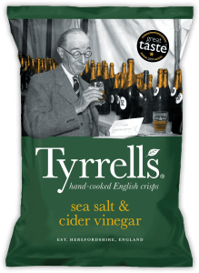 Sea Salt & Cider Vinegar