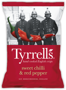 Sweet Chilli & Red Pepper