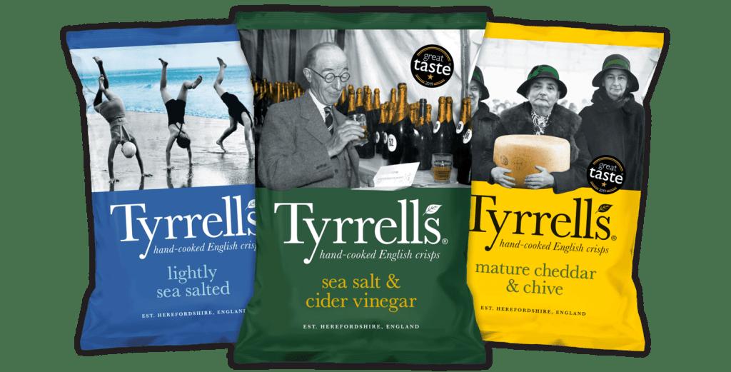 Tyrrells Potato Crisps