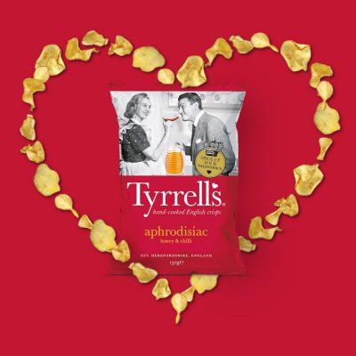 Tyrrells aphrodisiac
