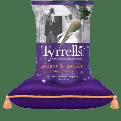 Tyrrells ginger & sparkle