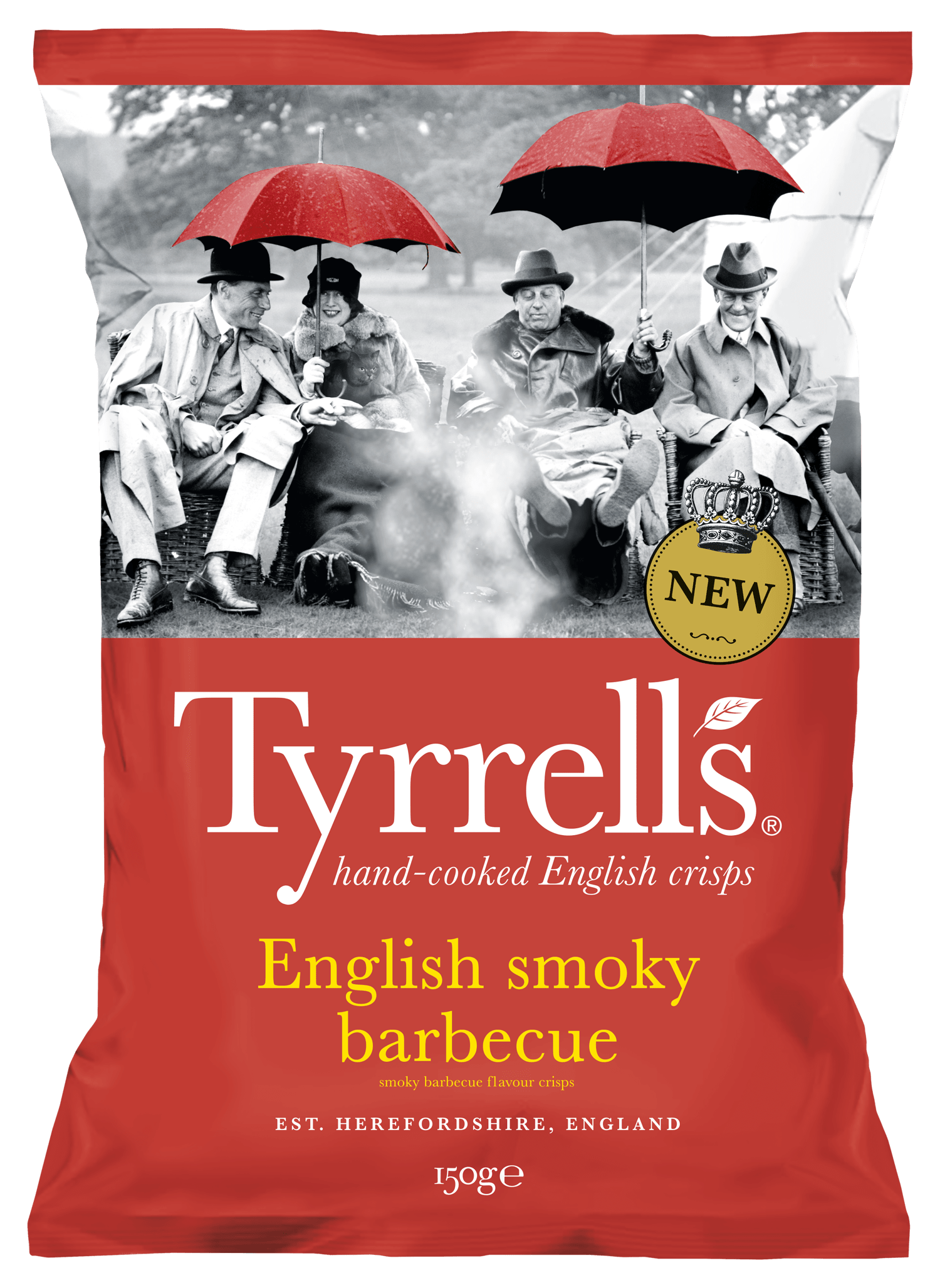 Smokey Barbecue 150g