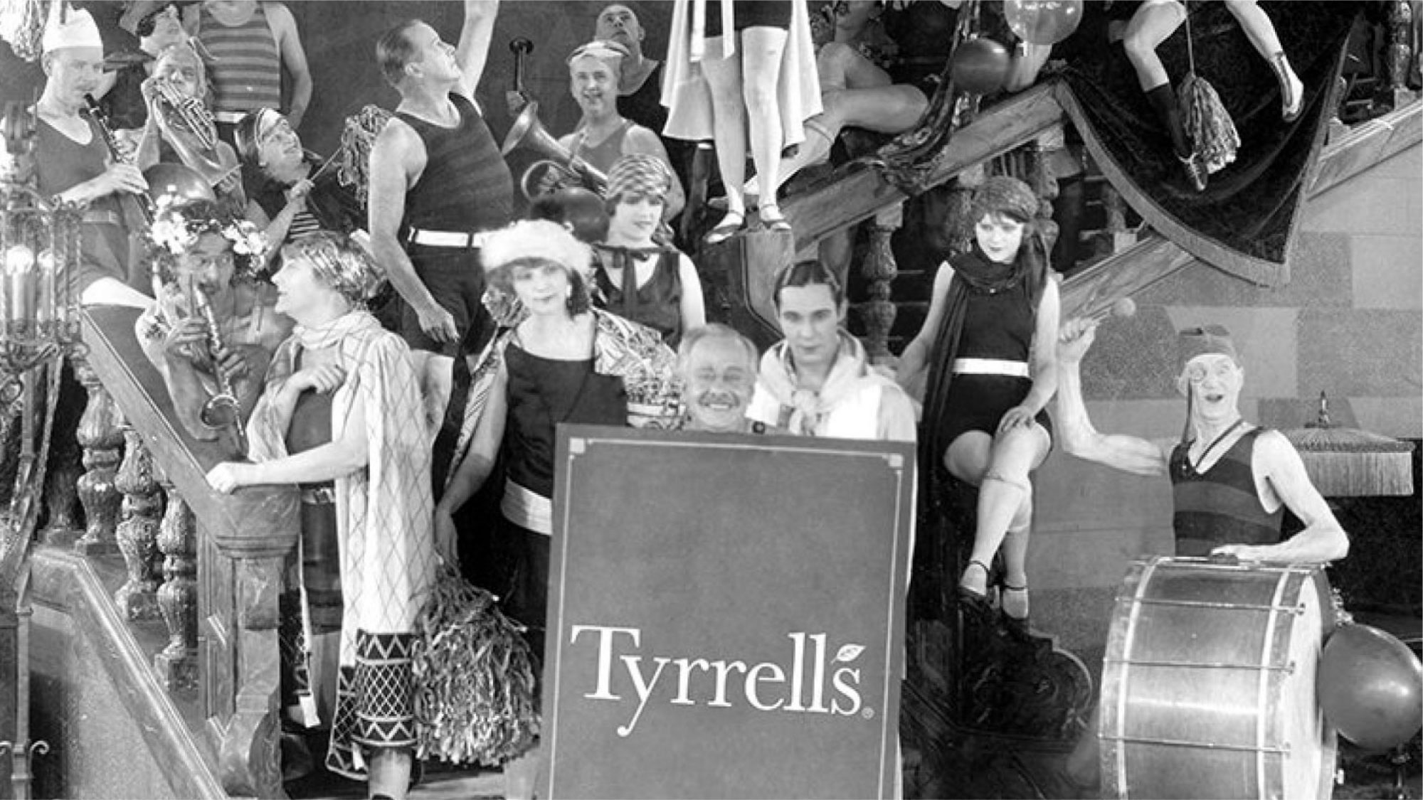 Tyrrells Crowd