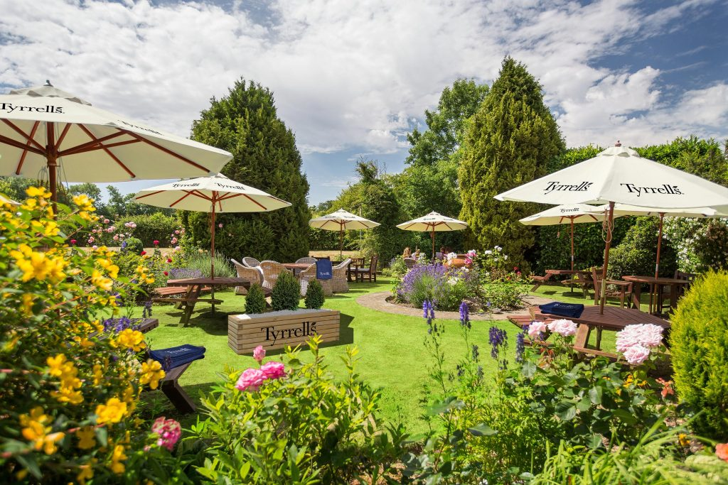 Tyrrells Pub Garden